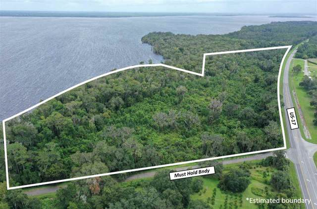 106 Union Ave, Crescent City, FL 32112 (MLS #212143) :: CrossView Realty