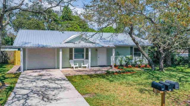 340 Trade Wind Ln, St Augustine, FL 32080 (MLS #212145) :: Olde Florida Realty Group