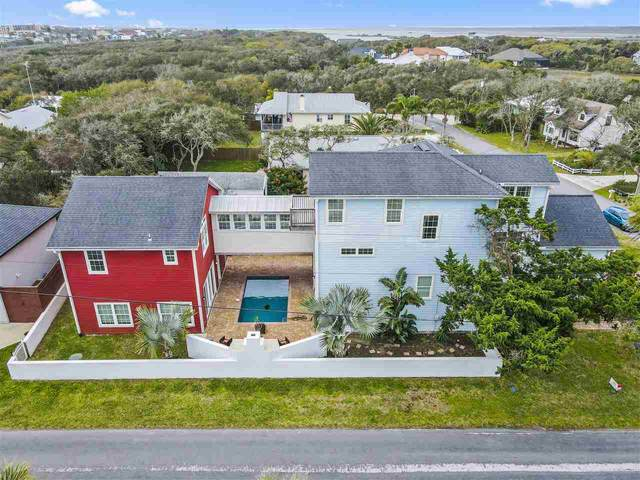 6600 Brevard St, St Augustine, FL 32080 (MLS #212157) :: Olde Florida Realty Group