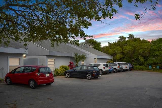 3906 Windjammer Lane, St Augustine, FL 32084 (MLS #212159) :: The Newcomer Group
