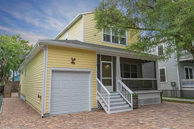 144 Twine St, St Augustine, FL 32084 (MLS #212203) :: CrossView Realty