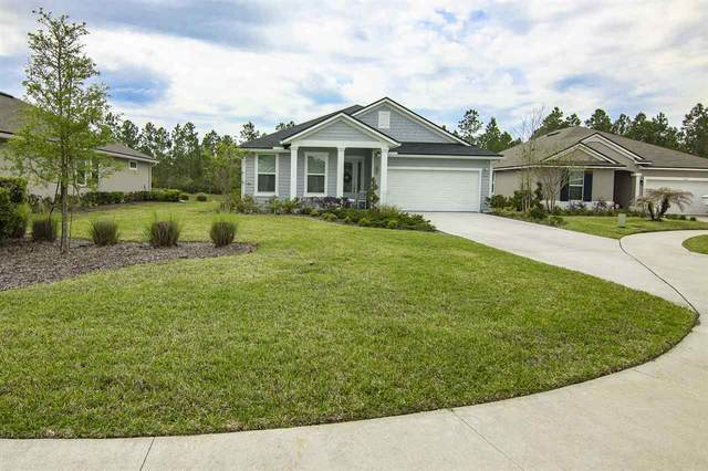 107 Monroe Ave, St Augustine, FL 32086 (MLS #212206) :: The Perfect Place Team