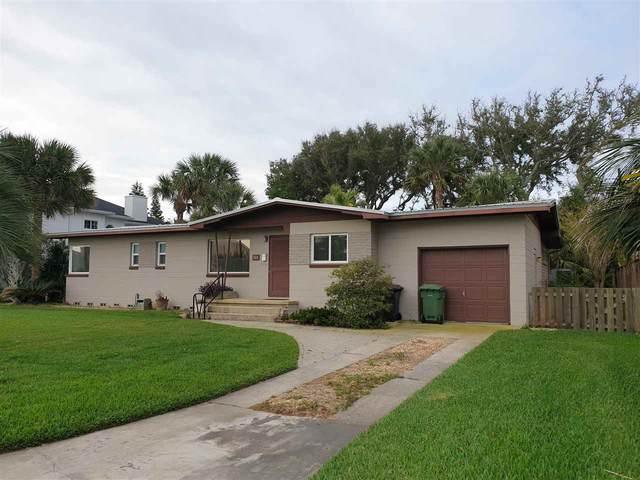 168 Inlet, St Augustine, FL 32080 (MLS #212213) :: Olde Florida Realty Group