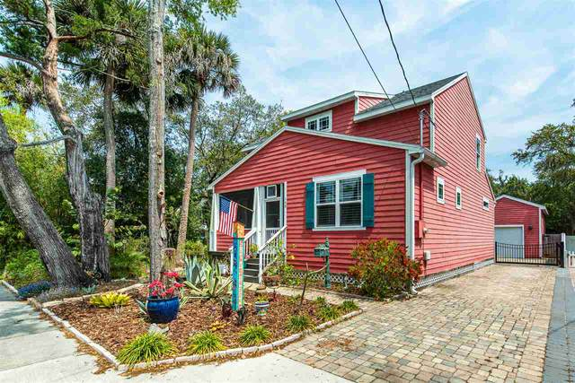 159 Martin Luther King Ave, St Augustine, FL 32084 (MLS #212223) :: Olde Florida Realty Group