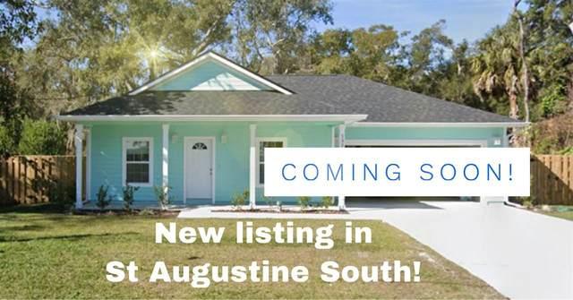 132 Egret Rd, St Augustine, FL 32086 (MLS #212229) :: Century 21 St Augustine Properties