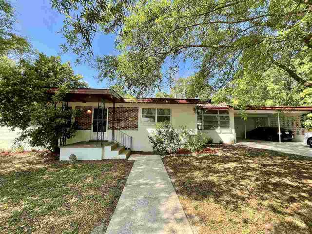 520 Columbus St., St Augustine, FL 32084 (MLS #212255) :: Olde Florida Realty Group