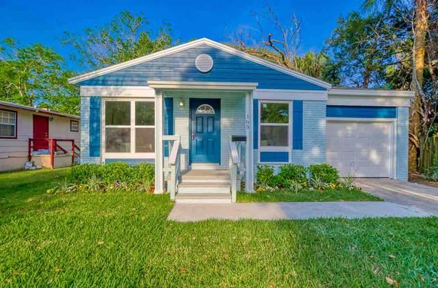 165 Blanco Street, St Augustine, FL 32084 (MLS #212256) :: CrossView Realty