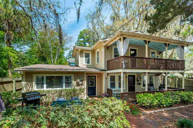 12 Sylvan Dr, St Augustine, FL 32084 (MLS #212262) :: The Perfect Place Team