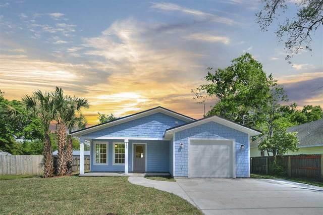 391 Varella Ave, St Augustine, FL 32084 (MLS #212270) :: CrossView Realty