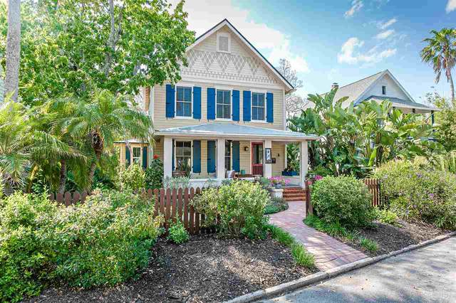 6 Tremerton St, St Augustine, FL 32084 (MLS #212297) :: CrossView Realty