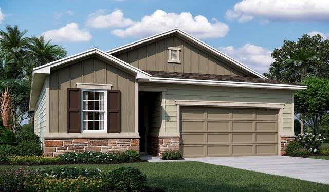 804 Honeycomb Trail, St Augustine, FL 32095 (MLS #212301) :: The Newcomer Group