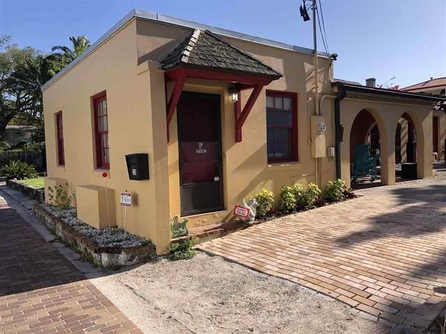 228 Charlotte St, St Augustine, FL 32084 (MLS #212310) :: CrossView Realty
