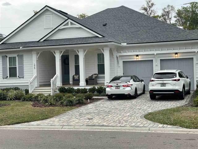 226 Ridgeway Rd., St Augustine, FL 32080 (MLS #212316) :: CrossView Realty