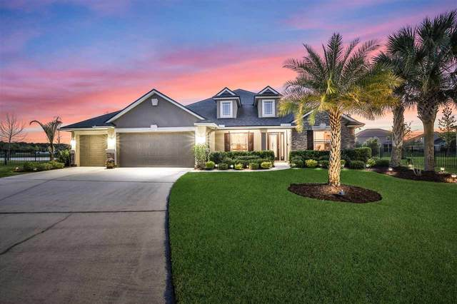 3421 S Ravello Drive, St Augustine, FL 32092 (MLS #212318) :: CrossView Realty