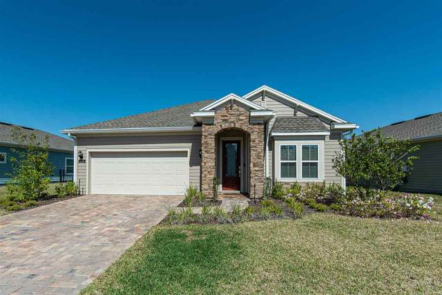 536 Broomsedge Circle, St Augustine, FL 32095 (MLS #212334) :: The Newcomer Group