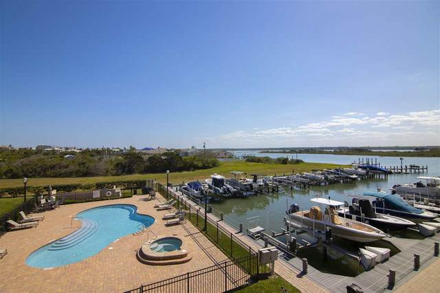 120 Sunset Harbor Way #201, St Augustine, FL 32080 (MLS #212345) :: The Perfect Place Team