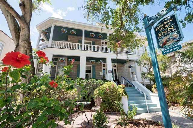 18 Cordova St, St Augustine, FL 32084 (MLS #212348) :: 97Park