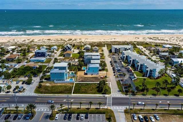 610 A1a Beach Blvd., St Augustine, FL 32080 (MLS #212355) :: Noah Bailey Group