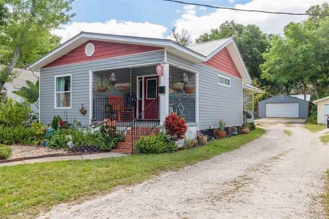 7 Hildreth Dr, St Augustine, FL 32084 (MLS #212379) :: Endless Summer Realty