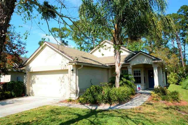 309 Mystic Castle Dr., St Augustine, FL 32086 (MLS #212389) :: CrossView Realty