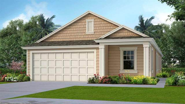 256 Caminha Rd, St Augustine, FL 32084 (MLS #212390) :: CrossView Realty