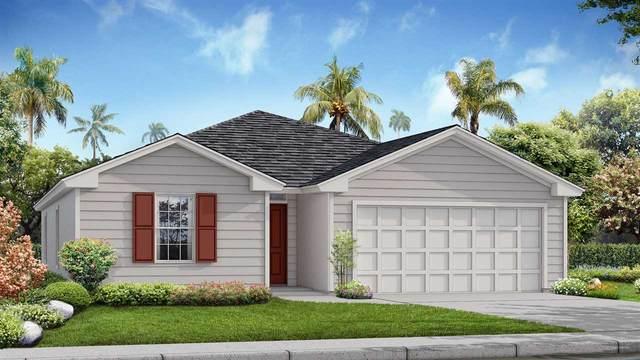 64 Jarama Cir, St Augustine, FL 32084 (MLS #212392) :: CrossView Realty