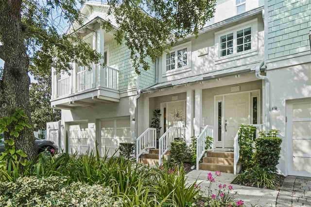 117 Sea Grove Main St. Unit 201, St Augustine Beach, FL 32080 (MLS #212410) :: CrossView Realty