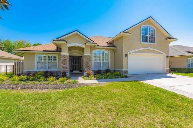 2608 S Waterleaf Drive, St Augustine, FL 32092 (MLS #212419) :: CrossView Realty