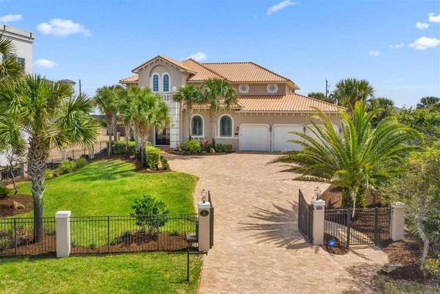85 Hidden Cv, Flagler Beach, FL 32136 (MLS #212443) :: Olde Florida Realty Group
