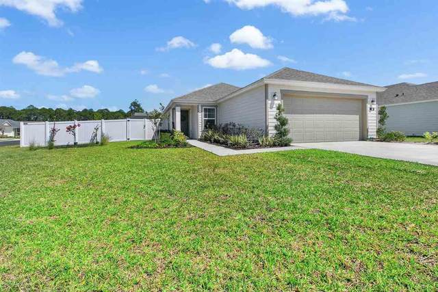 322 Santorini Ct, St Augustine, FL 32086 (MLS #212488) :: Olde Florida Realty Group