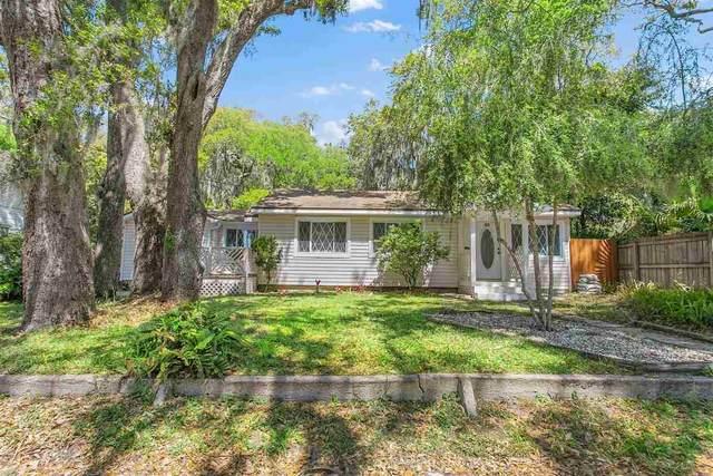 20 Macaris St, St Augustine, FL 32084 (MLS #212492) :: Endless Summer Realty