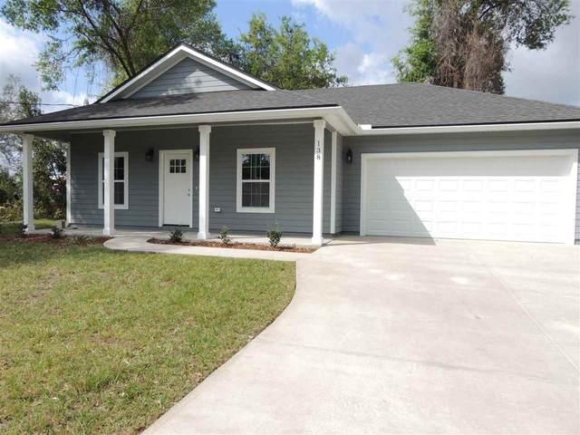215 Vassar Rd, St Augustine, FL 32086 (MLS #212496) :: Olde Florida Realty Group
