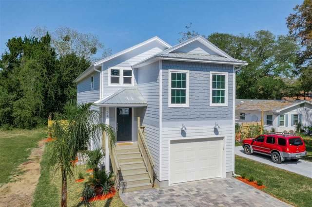 24 Ewing Street, St Augustine Beach, FL 32080 (MLS #212500) :: Noah Bailey Group