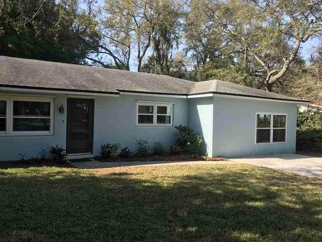 603 Mariposa Street, St Augustine Beach, FL 32080 (MLS #212510) :: Noah Bailey Group