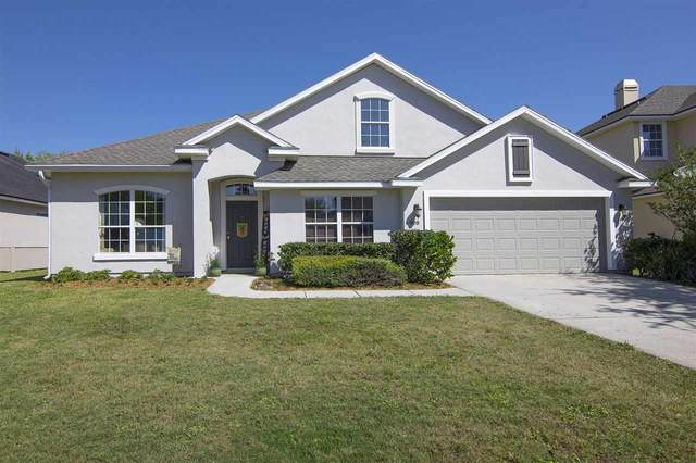 908 E Terranova Way, St Augustine, FL 32092 (MLS #212514) :: CrossView Realty