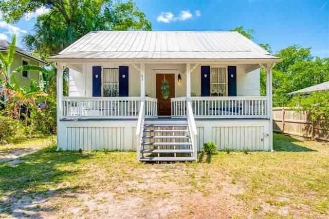 62 Weeden St, St Augustine, FL 32084 (MLS #212516) :: Noah Bailey Group