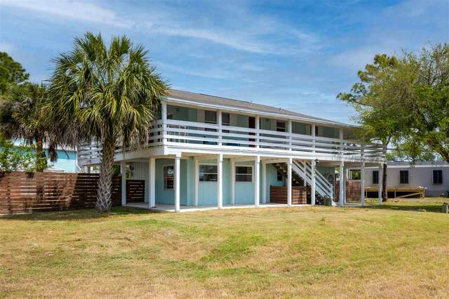 6098 Ajo Rd, St Augustine, FL 32080 (MLS #212521) :: Olde Florida Realty Group