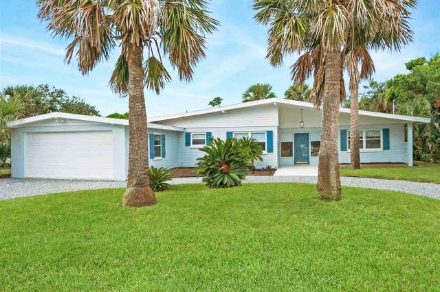 91 Ocean Drive, St Augustine Beach, FL 32080 (MLS #212528) :: The Perfect Place Team