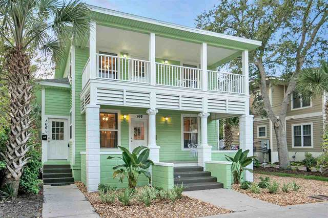 166 Cordova, St Augustine, FL 32084 (MLS #212529) :: The Perfect Place Team