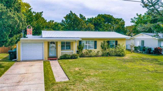 24 Solano Ave, St Augustine, FL 32080 (MLS #212532) :: Olde Florida Realty Group