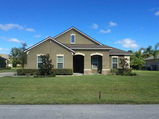 257 Moses Creek Blvd, St Augustine, FL 32086 (MLS #212537) :: Olde Florida Realty Group
