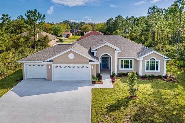 13 Buffalo Meadow Lane, Palm Coast, FL 32137 (MLS #212540) :: Century 21 St Augustine Properties