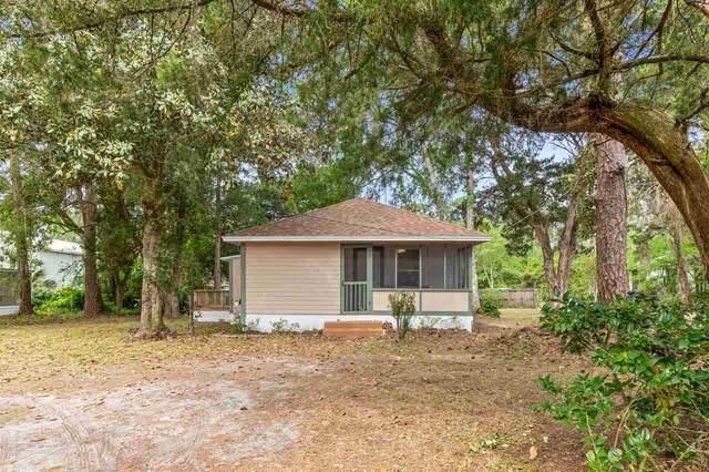 1295 Woodlawn Rd, St Augustine, FL 32084 (MLS #212551) :: Olde Florida Realty Group