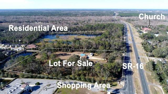 1065 State Road 16, St Augustine, FL 32084 (MLS #212564) :: Olde Florida Realty Group