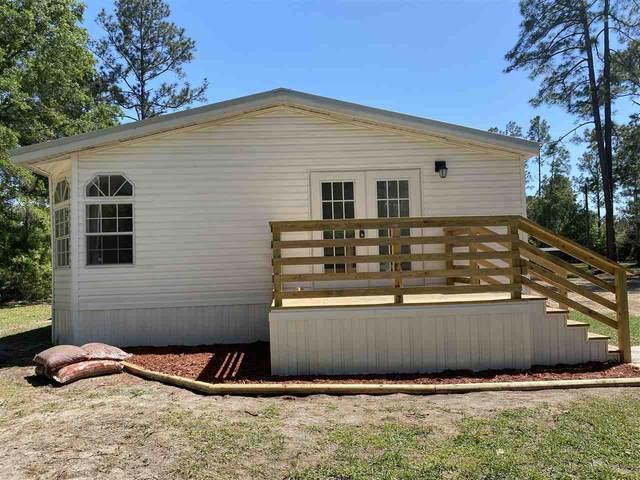 10050 Kirchherr Ave, Hastings, FL 32145 (MLS #212565) :: Olde Florida Realty Group