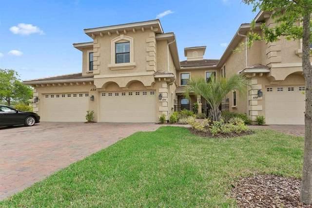 131 Laterra Links #101, St Augustine, FL 32092 (MLS #212584) :: CrossView Realty