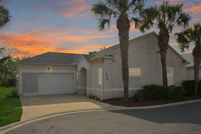 609 Cedar Bough Ct, St Augustine, FL 32080 (MLS #212598) :: The Newcomer Group
