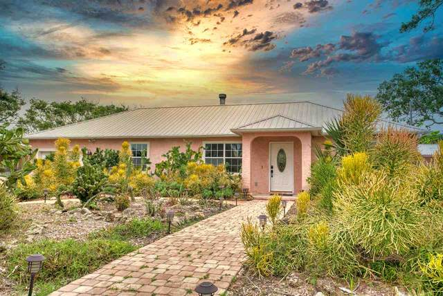 242 Ventura Rd., St Augustine Beach, FL 32080 (MLS #212609) :: The Impact Group with Momentum Realty