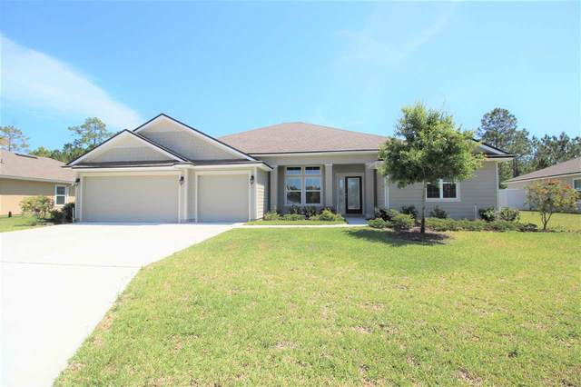 326 Old Hickory Forest Rd, St Augustine, FL 32084 (MLS #212613) :: Olde Florida Realty Group