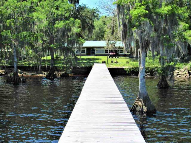 208 White Rd, Crescent City, FL 32112 (MLS #212614) :: CrossView Realty